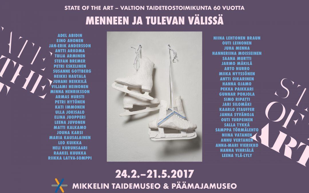 'Menneen ja tulevan välissä' aukeaa Mikkelissä