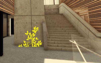 Kulta ja puu kohtaavat AURUM-rakennuksessa Turussa