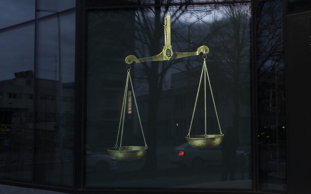 Juhana Moisanderin Justitia -tilausteos on julkistettu