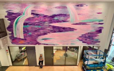 Katja Tukiainen tekee valtion taideteostoimikunnan tilaustyön Hämeenlinnan uuteen naisvankilaan