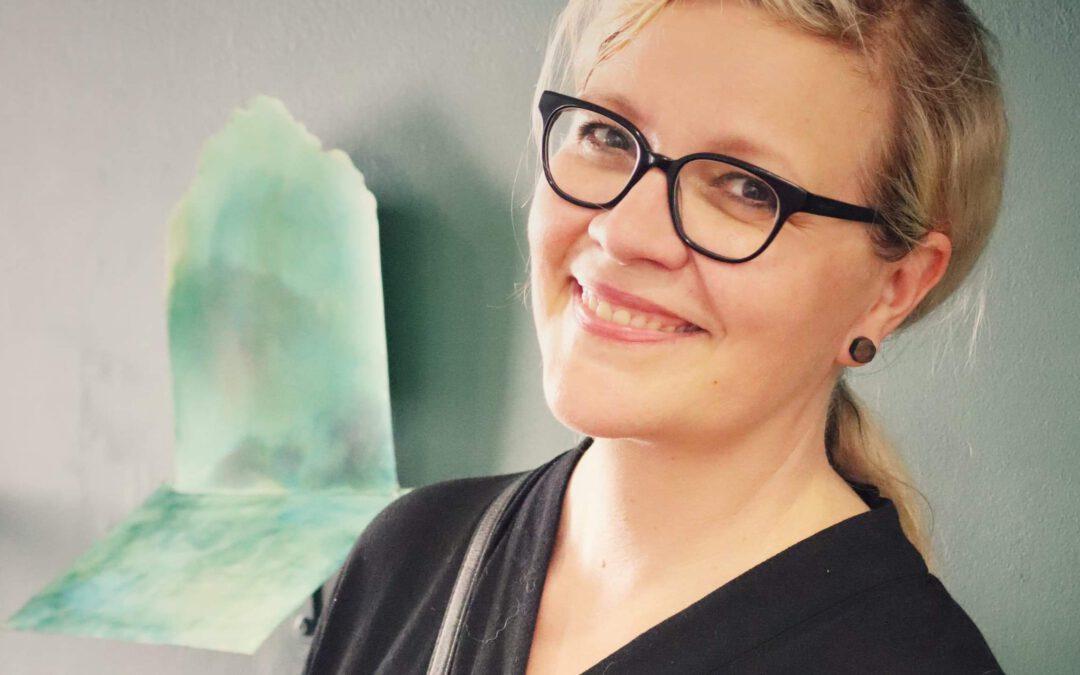 Marjo Heino taideasiantuntijaksi valtion taideteostoimikunnan Merikasarmin taideohjelma -hankkeeseen