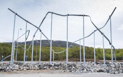 Anssi Pulkkisen ja Nestori Syrjälän Ylösalasalasylös julkistetaan Kilpisjärvellä